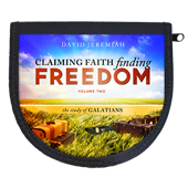 Claiming Faith, Finding Freedom: Vol. 2
